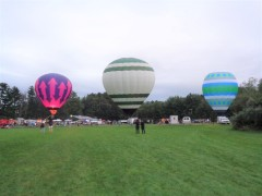 Hot Air Balloon Festival, Hudson, MA