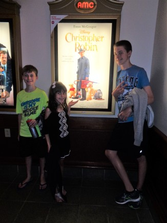 Christopher Robin movie - soooo sweet!