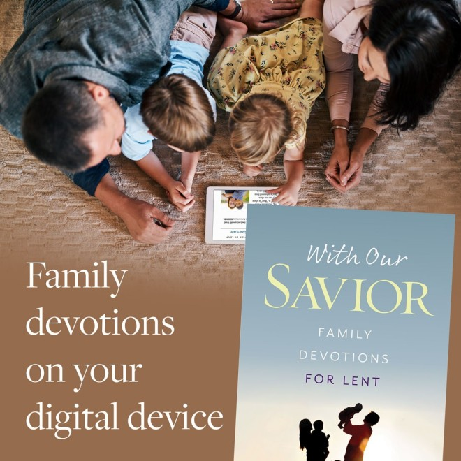 With Our Savior Digital