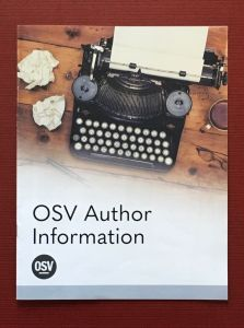 OSV Author Information booklet